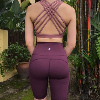 Cora Biker Pants ( Christie X COCF )