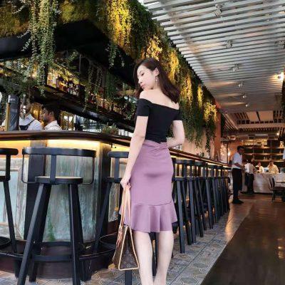 Rabelle Ruffles Skirt