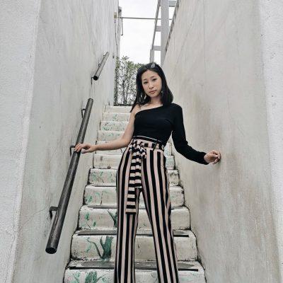 Sela Stripe Pants